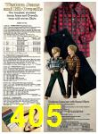 1978 Sears Fall Winter Catalog, Page 405