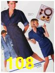 1988 Sears Spring Summer Catalog, Page 108