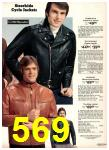 1975 Sears Fall Winter Catalog, Page 569