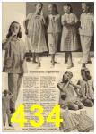 1961 Sears Spring Summer Catalog, Page 434
