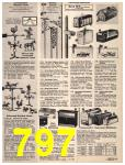 1981 Sears Spring Summer Catalog, Page 797