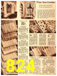 1940 Sears Fall Winter Catalog, Page 824
