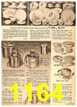 1962 Sears Fall Winter Catalog, Page 1164