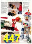 1991 JCPenney Christmas Book, Page 447