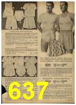 1962 Sears Spring Summer Catalog, Page 637