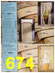 1987 Sears Spring Summer Catalog, Page 674