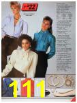 1986 Sears Fall Winter Catalog, Page 111