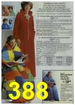 1980 Sears Fall Winter Catalog, Page 388