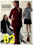 1973 Sears Fall Winter Catalog, Page 62