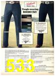 1977 Sears Spring Summer Catalog, Page 533