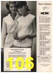 1965 Sears Spring Summer Catalog, Page 106