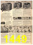 1956 Sears Fall Winter Catalog, Page 1449