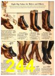 1940 Sears Fall Winter Catalog, Page 244