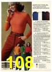 1976 Sears Fall Winter Catalog, Page 108