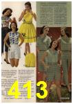 1961 Sears Spring Summer Catalog, Page 413