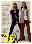 1972 Sears Fall Winter Catalog, Page 36