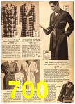 1962 Sears Fall Winter Catalog, Page 700