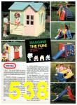 1990 Sears Christmas Book, Page 538