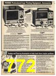 1977 Sears Fall Winter Catalog, Page 772
