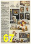 1980 Sears Fall Winter Catalog, Page 67
