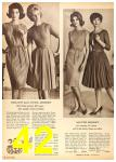 1962 Sears Fall Winter Catalog, Page 42