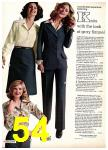 1975 Sears Fall Winter Catalog, Page 54