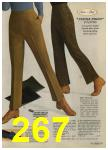 1968 Sears Fall Winter Catalog, Page 267