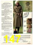 1977 Sears Fall Winter Catalog, Page 147