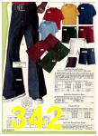 1974 Sears Spring Summer Catalog, Page 342