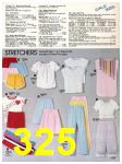 1983 Sears Spring Summer Catalog, Page 325
