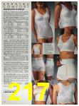 1991 Sears Spring Summer Catalog, Page 217