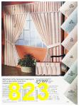 1988 Sears Fall Winter Catalog, Page 823