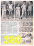1957 Sears Spring Summer Catalog, Page 380