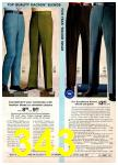 1972 Montgomery Ward Spring Summer Catalog, Page 343