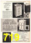 1969 Sears Fall Winter Catalog, Page 719