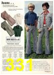 1975 Sears Spring Summer Catalog, Page 331