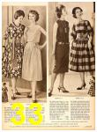1958 Sears Fall Winter Catalog, Page 33