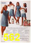 1967 Sears Spring Summer Catalog, Page 562