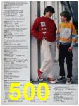 1988 Sears Fall Winter Catalog, Page 500