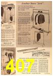 1964 Sears Spring Summer Catalog, Page 407