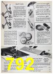 1972 Sears Spring Summer Catalog, Page 792