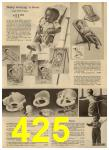 1965 Sears Spring Summer Catalog, Page 425