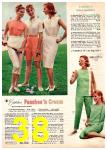 1962 Montgomery Ward Spring Summer Catalog, Page 38