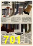 1980 Sears Fall Winter Catalog, Page 701