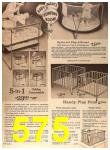 1963 Sears Fall Winter Catalog, Page 575