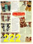 1952 Sears Christmas Book, Page 222