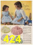 1962 Sears Spring Summer Catalog, Page 424