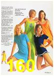 1972 Sears Spring Summer Catalog, Page 160