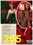 1977 Sears Christmas Book, Page 205