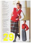1985 Sears Fall Winter Catalog, Page 29